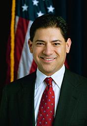 Israel Hernandez American presidential advisor