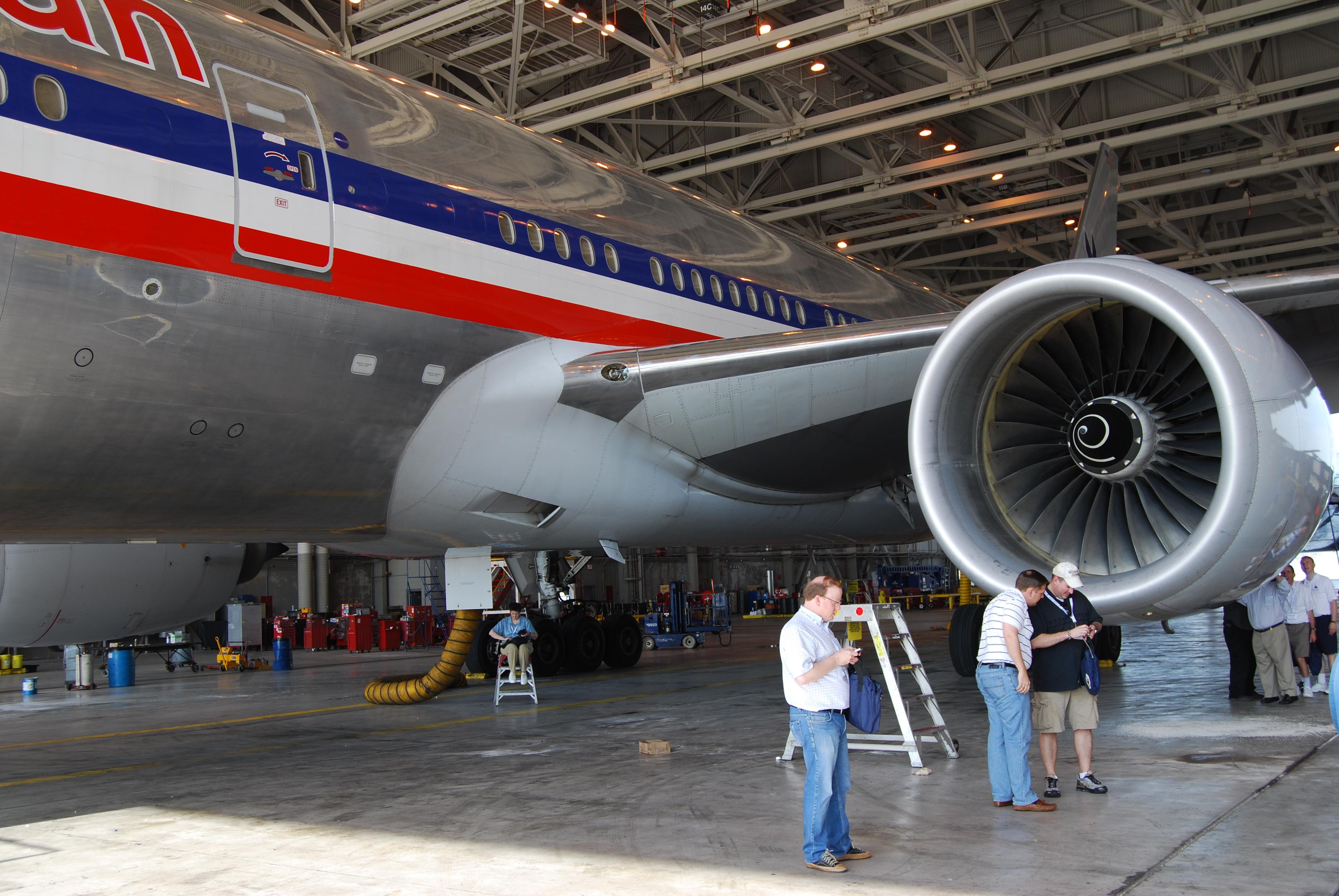 engine boeing 777 - photo #17
