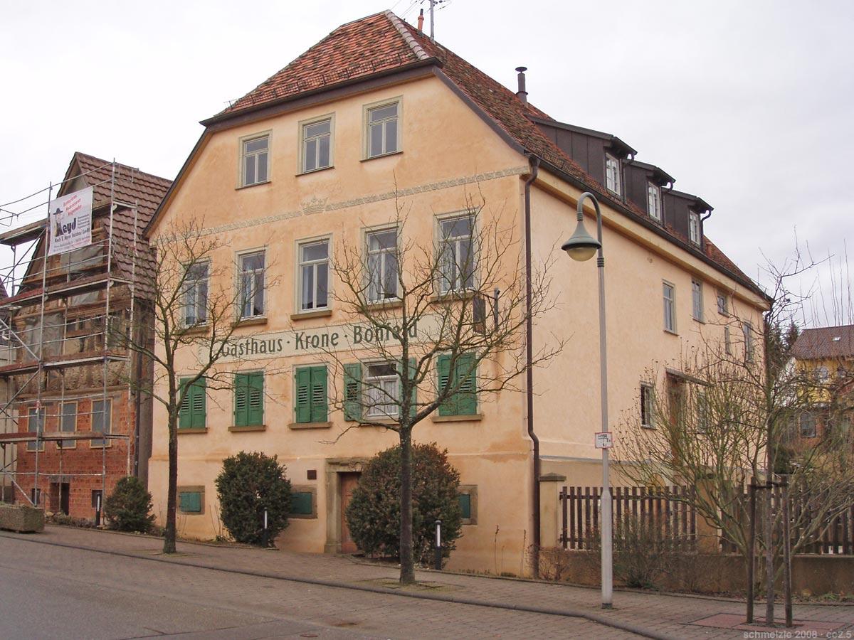 Gasthaus Krone (Bonfeld) – Wikipedia