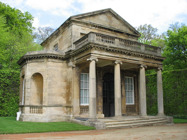 Chapel at North End of Terrace to Rear of Bramham Park
