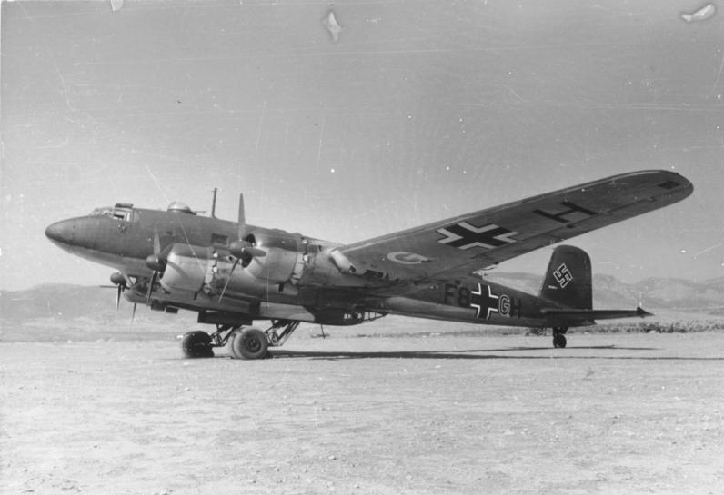 focke German Fighter planes of ww2