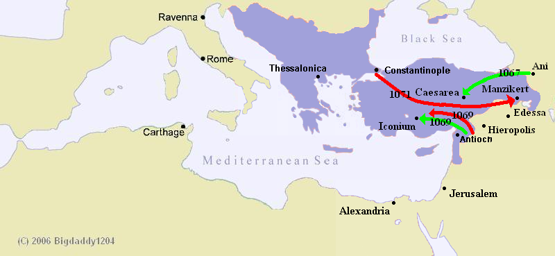 a historical impact of the byzantine empire Byzantium and the crusades studies on byzantine history and culture the territorial division of the byzantine empire is held to be inaccurate.