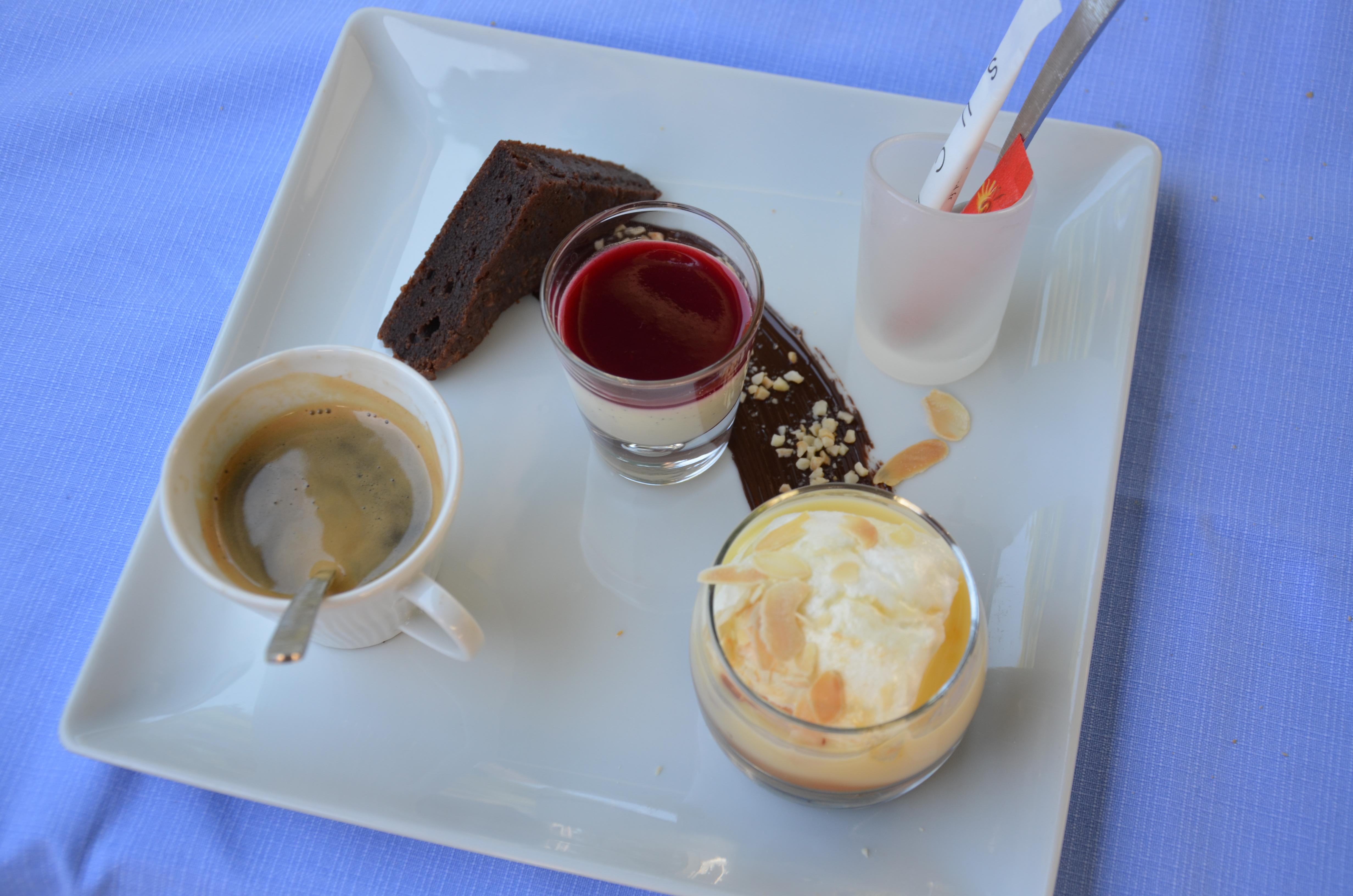 Cafe Gourmand Saint Pardoux