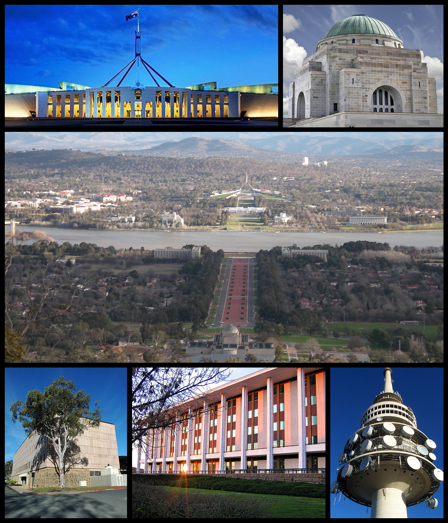 Canberra Australia  city pictures gallery : Breaking news on Canberra, Australian Capital Territory, AU ...