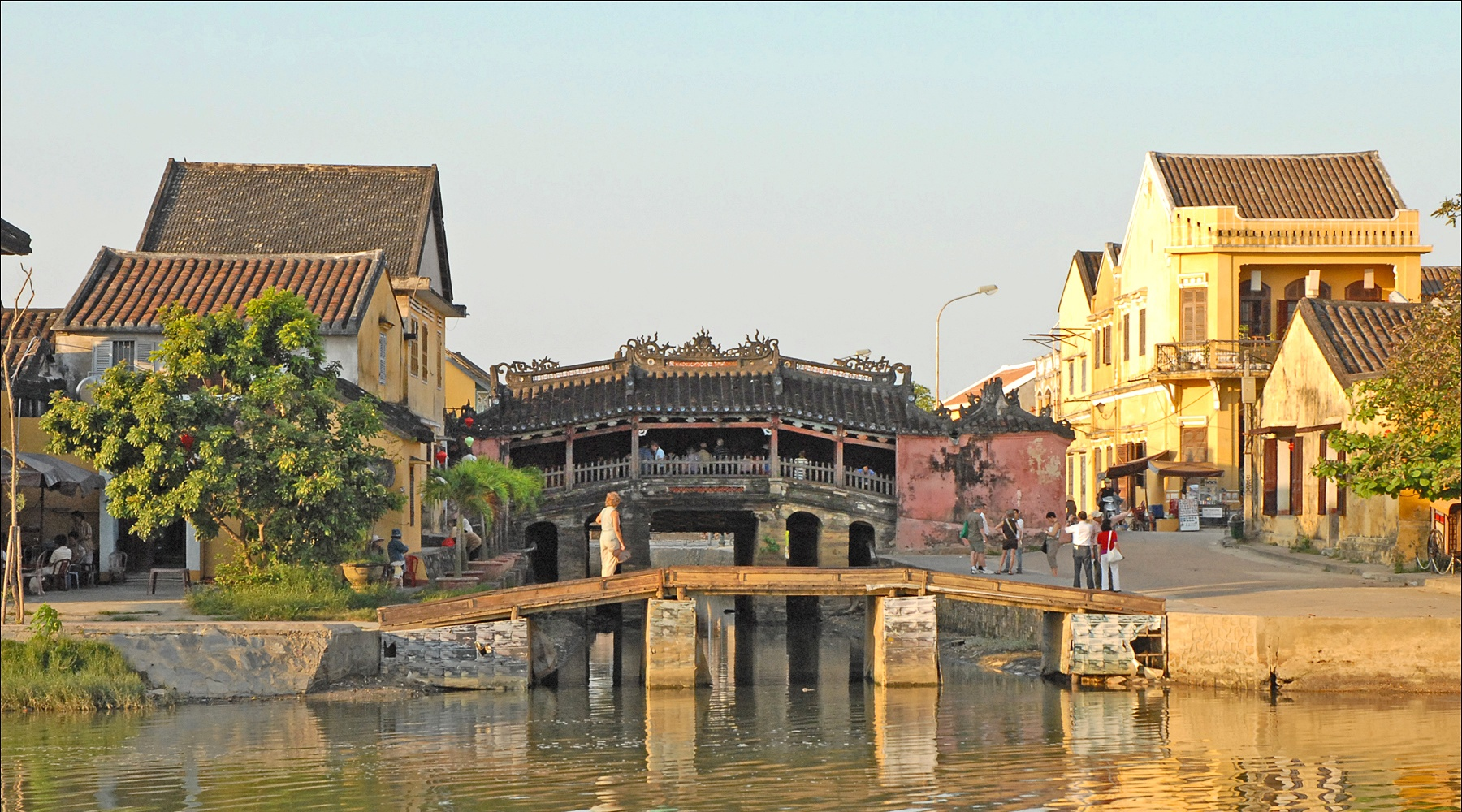 The Japanese Covered Bridge - The Legacy Of Ancient Japan In Hoi An - History