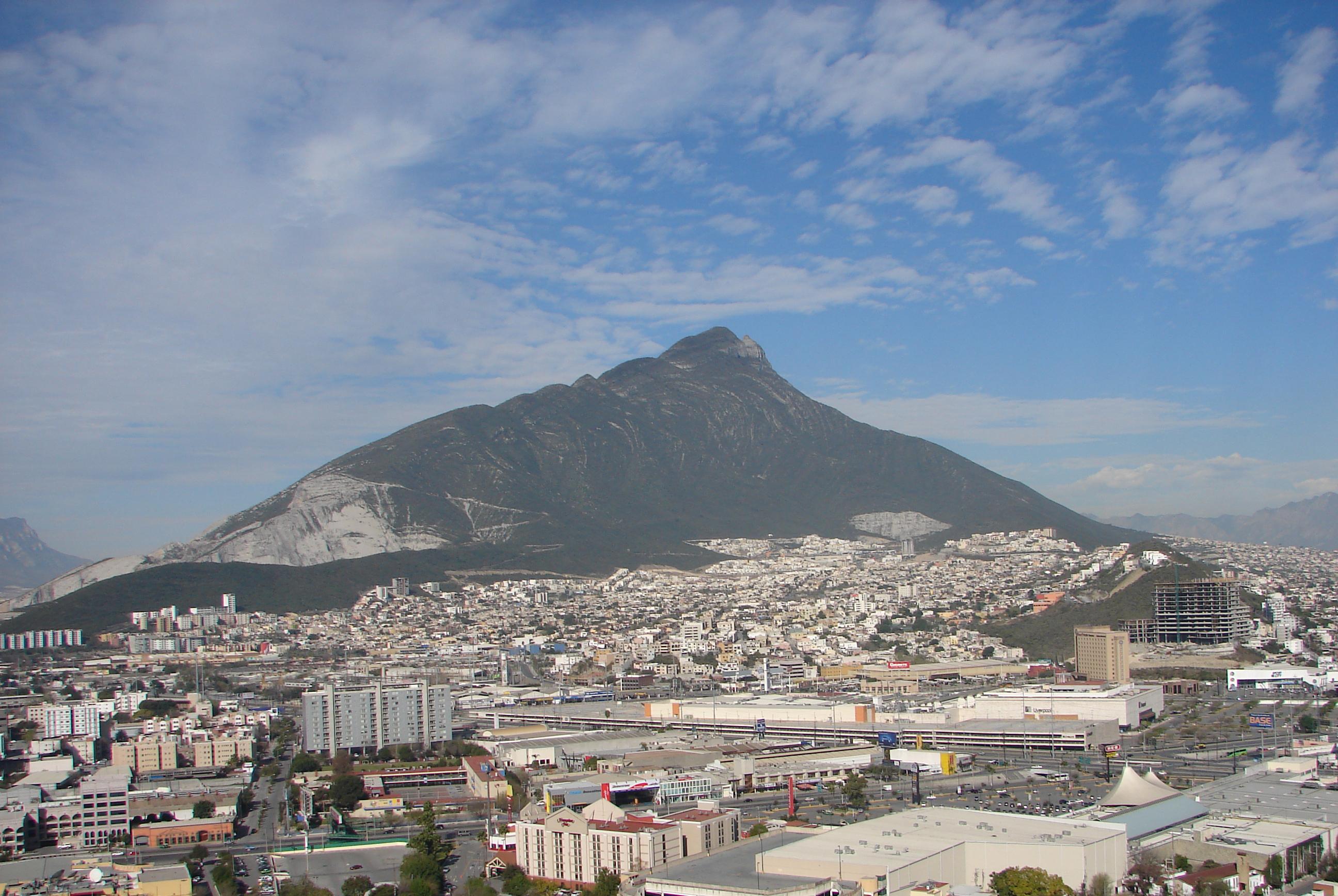 Monterrey Mexico  city images : Cerro de las mitras Monterrey Mexico 2 Wikipedia, the free ...