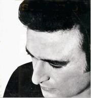 Foto de la portada del segundo álbum solista de César Isella, Solitario (1969).