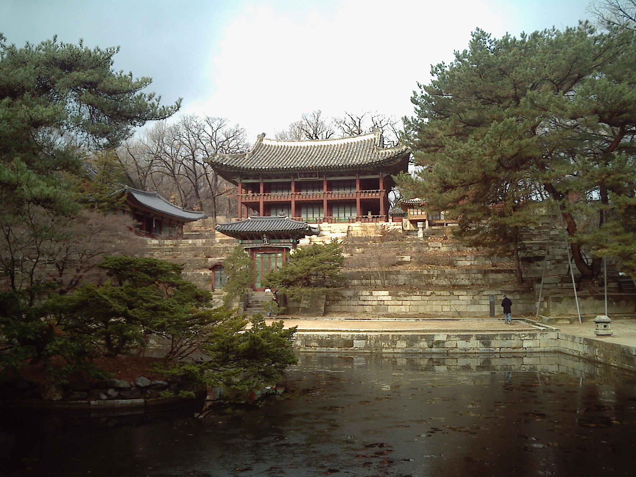 Architecture Of South Korea Wikipedia