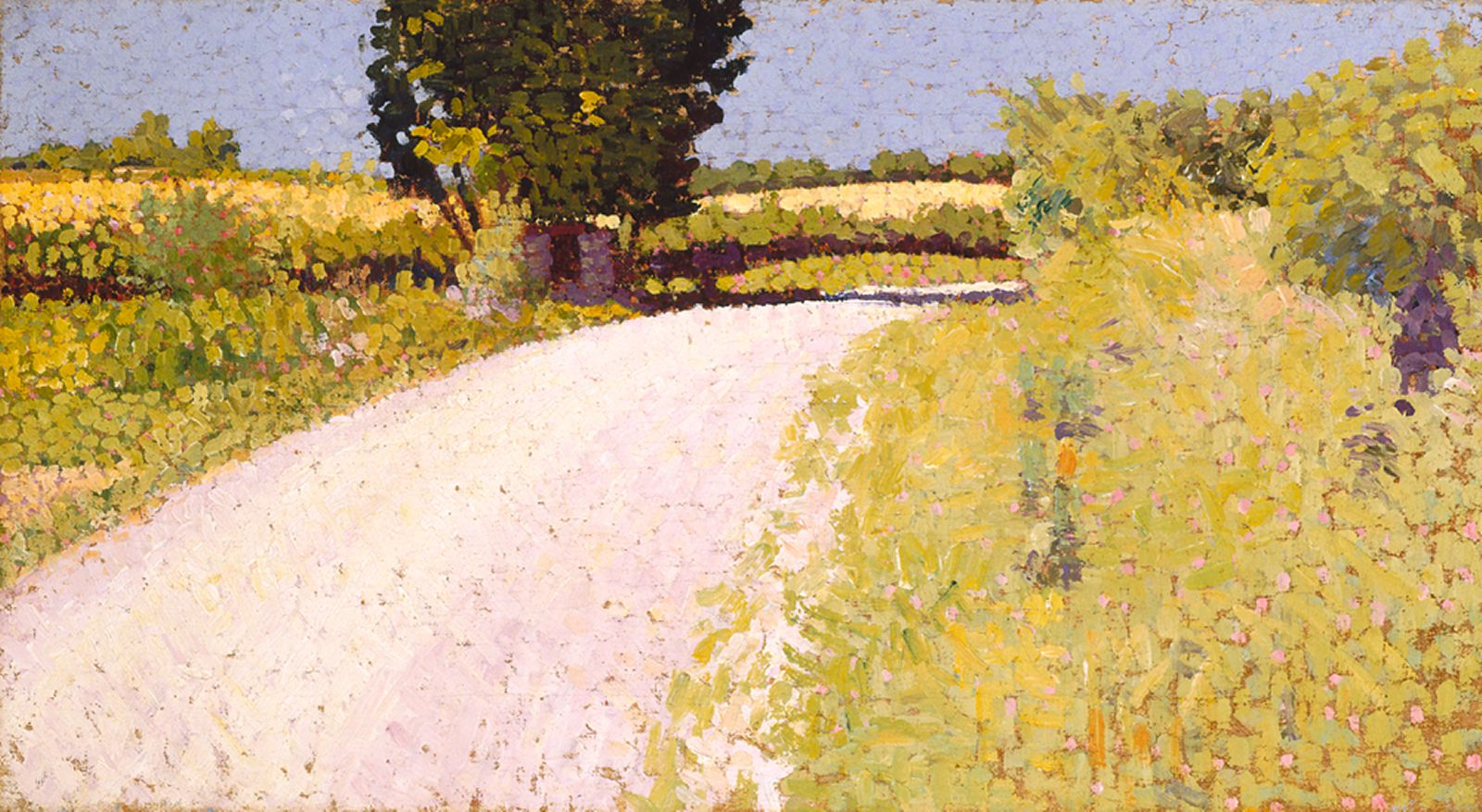 File:Charles Angrand, Path in the Country.jpg - Wikimedia Commons