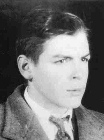 Ernesto Guevara a los 17años (hacia 1945).