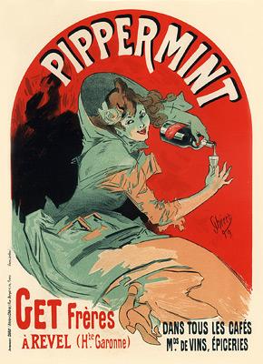 cheret pippermint