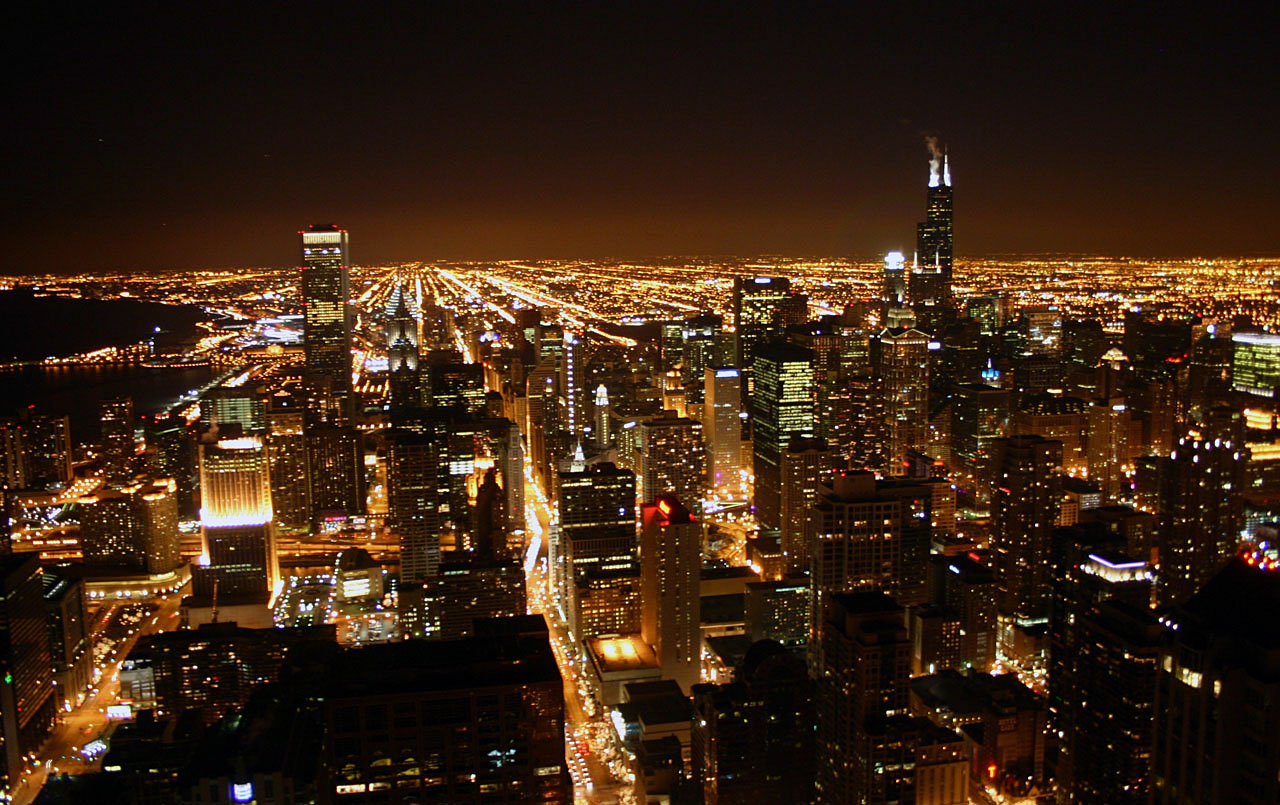 Downtown Chicago Night Tours