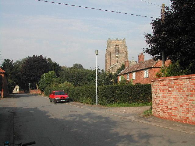 Church Street, Shelford Village - geograph.org.uk - 46848