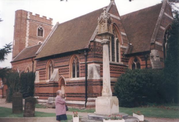 Church at Chalfont St.Peter - geograph.org.uk - 42866