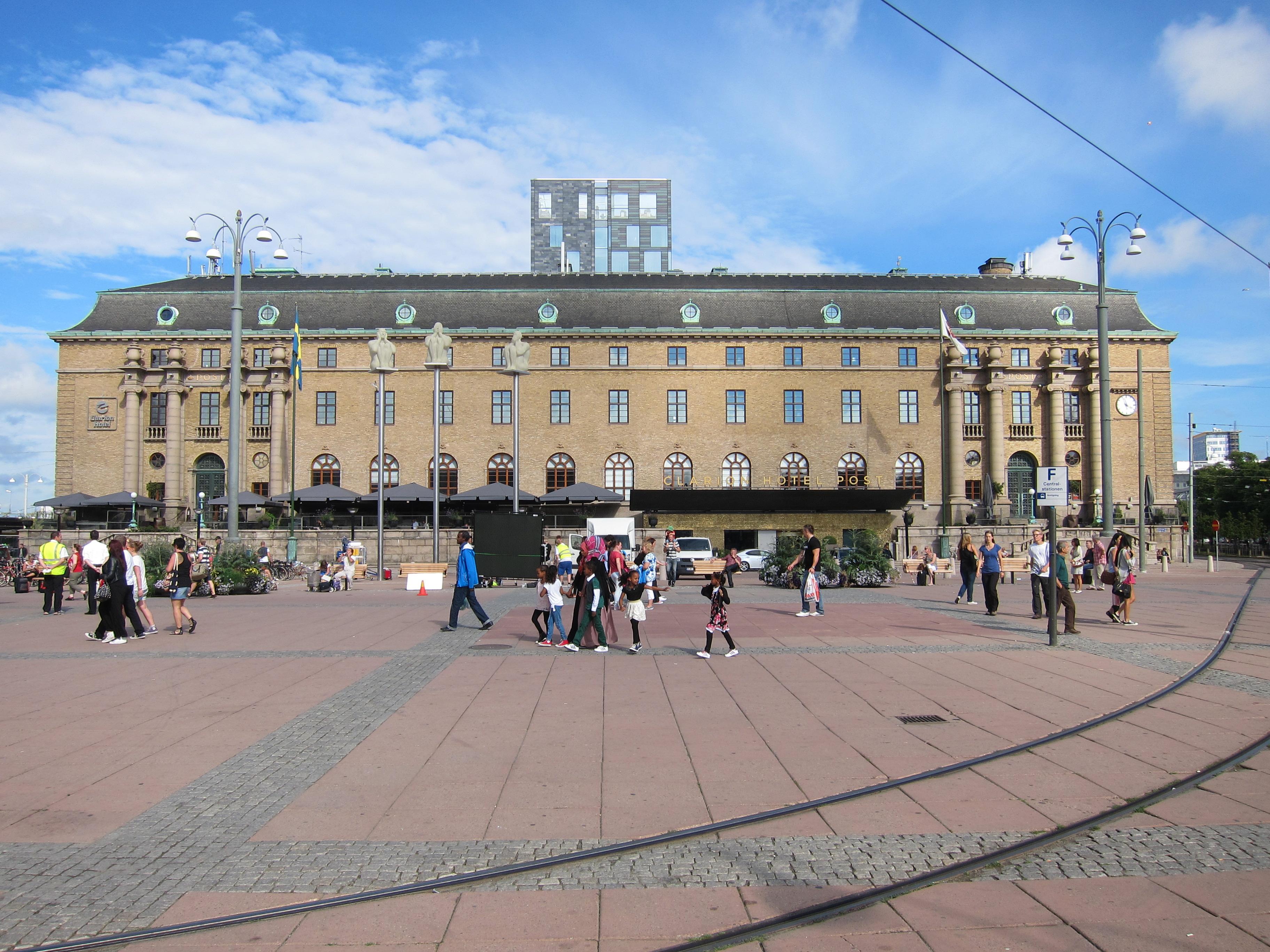 Clarion Hotel Post Gothenburg Schweden