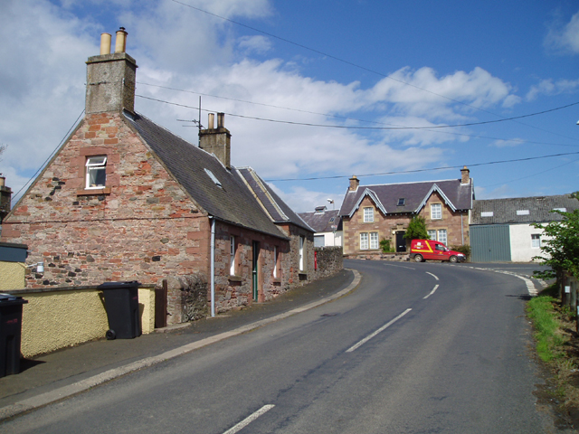 Clintmains - geograph.org.uk - 175348