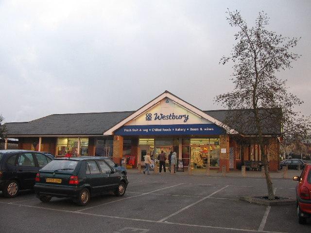 Westbury Station Car Park