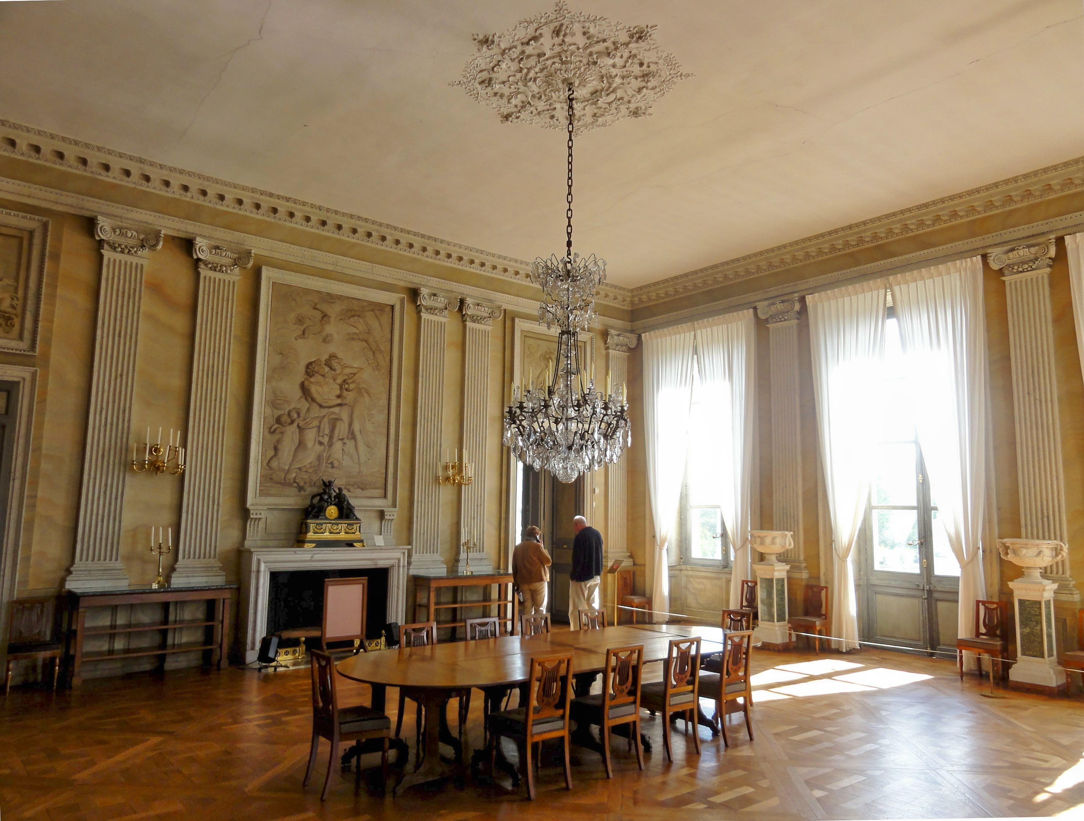 File compi gne 60 palais salle manger de l 39 empereur - Salle a manger but ...