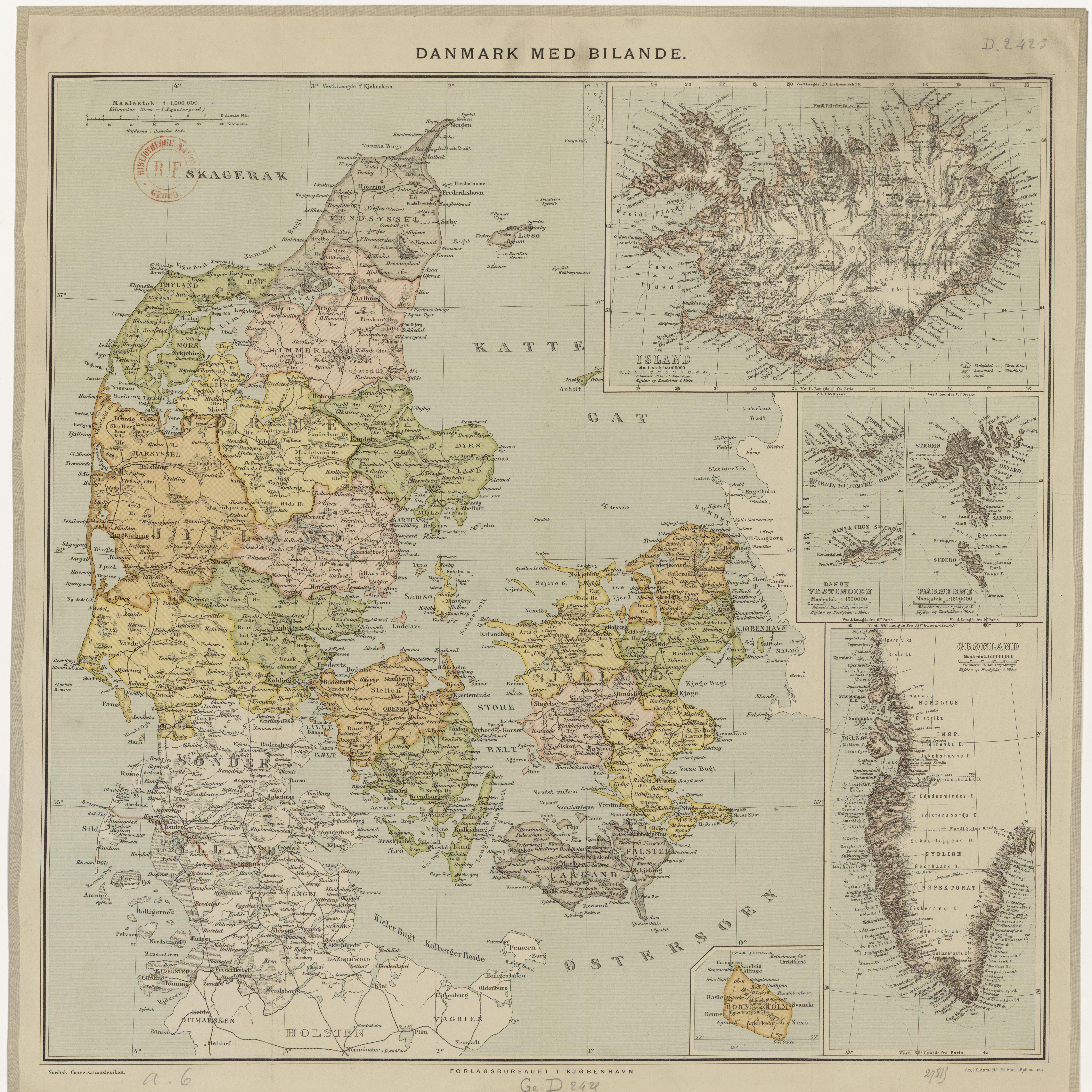 Datei:Danmark med bilande - Map of Denmark 19th century.jpg – Wikipedia