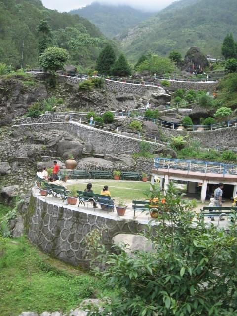 Rock garden darjeeling wikipedia for Landscaping rocks yuba city ca