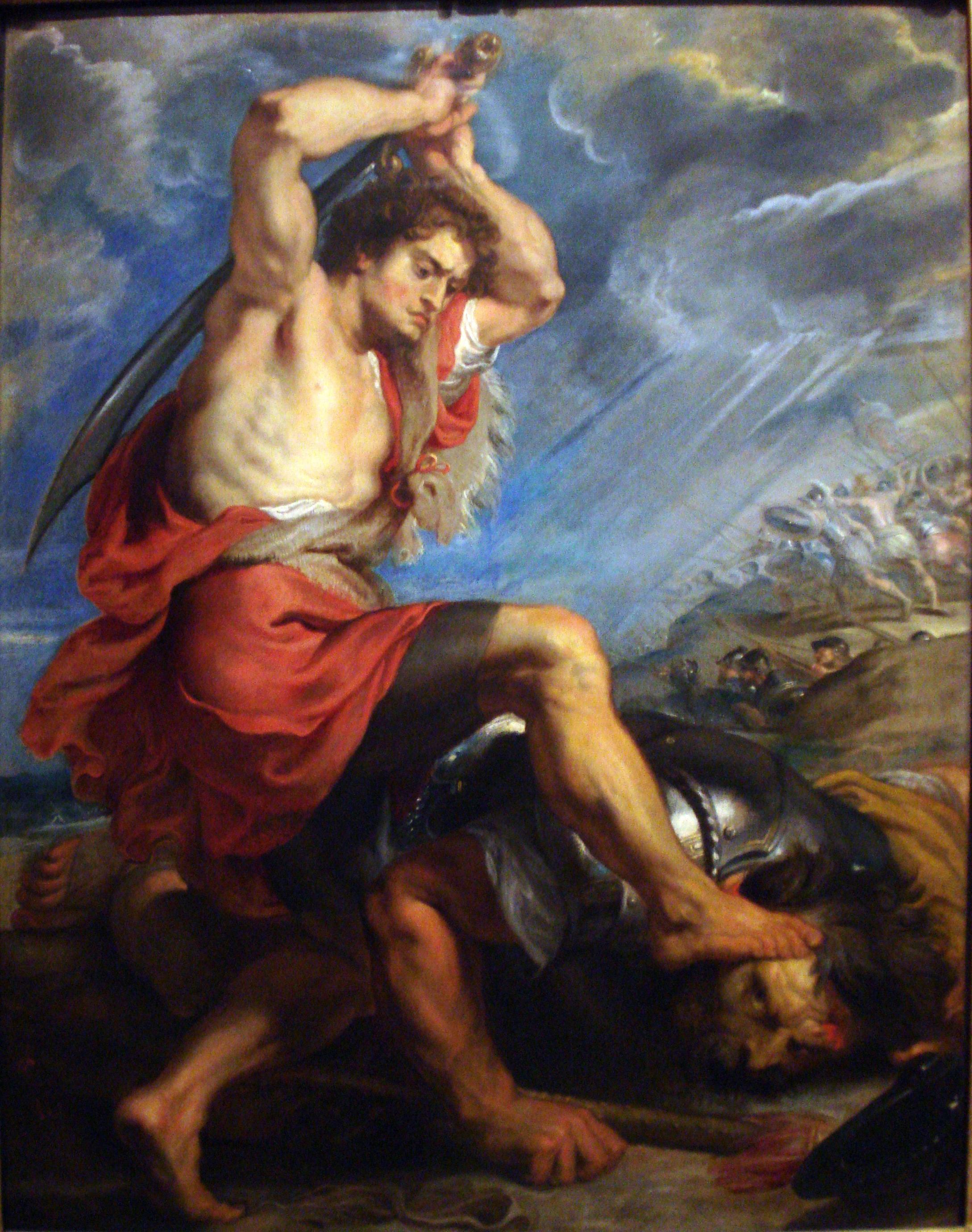 file david slaying goliath by peter paul rubens jpg wikimedia