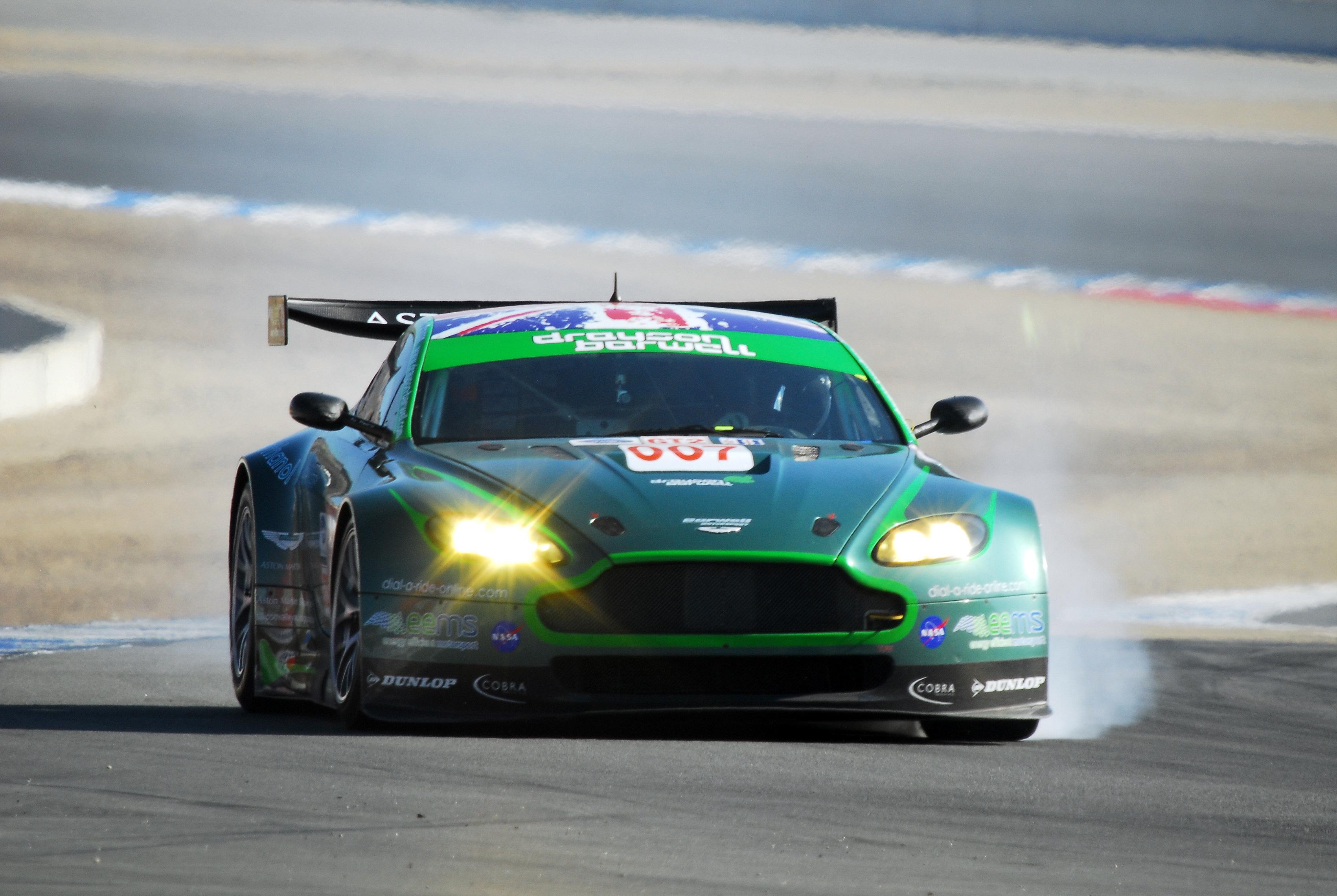 Datei Drayson Aston Martin Laguna Seca Jpg Wikipedia