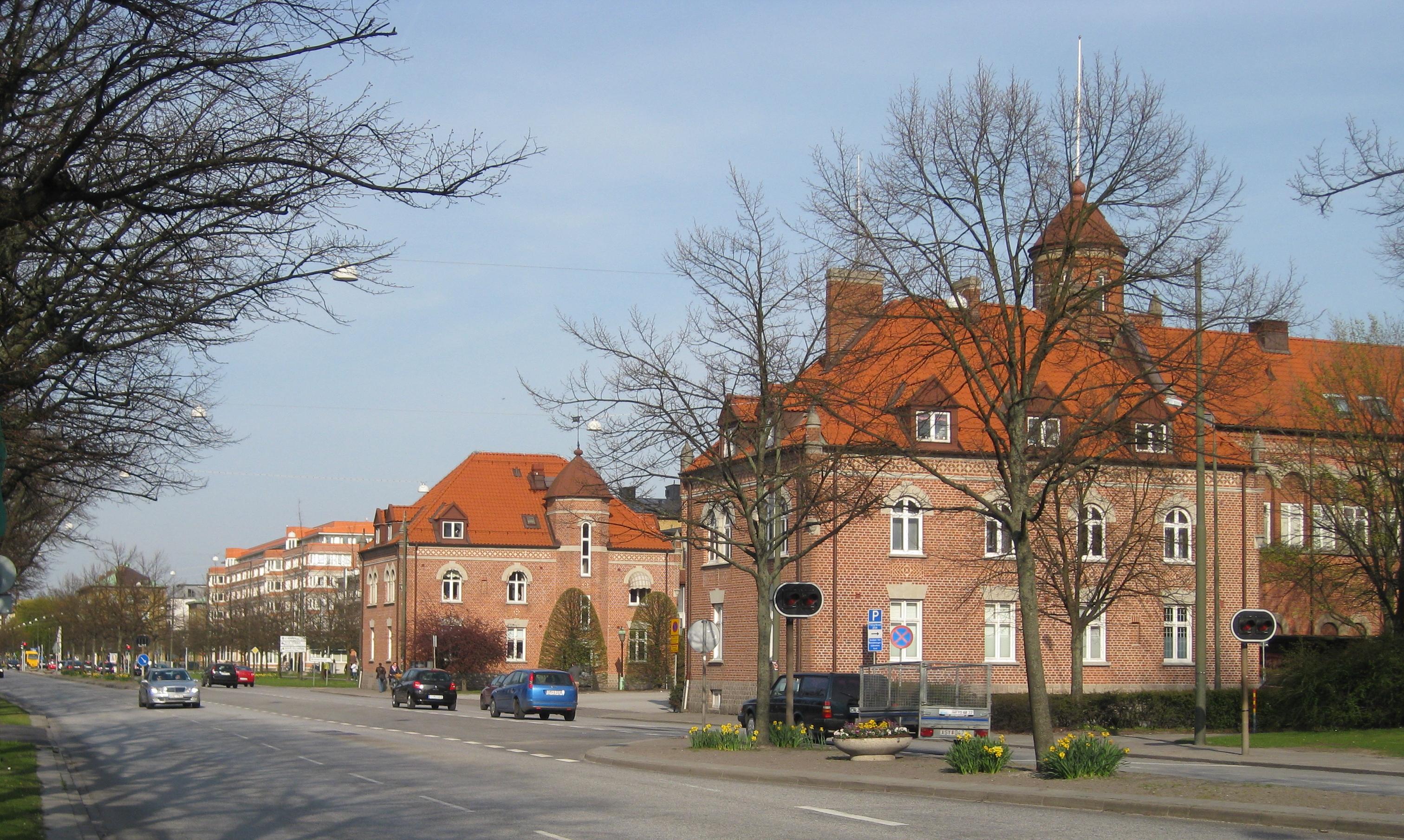 Filedrottninggatan Malmo Jpg
