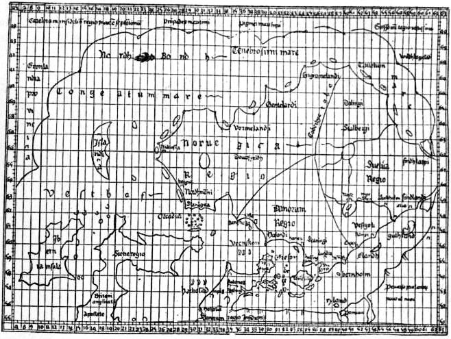 EB1911 - Map - Fig. 25.—Claudius Clavus Swartha (1427).jpg