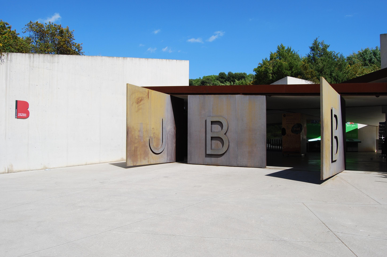Fileeingang Jardí Botànic De Barcelona 2013jpg Wikimedia Commons