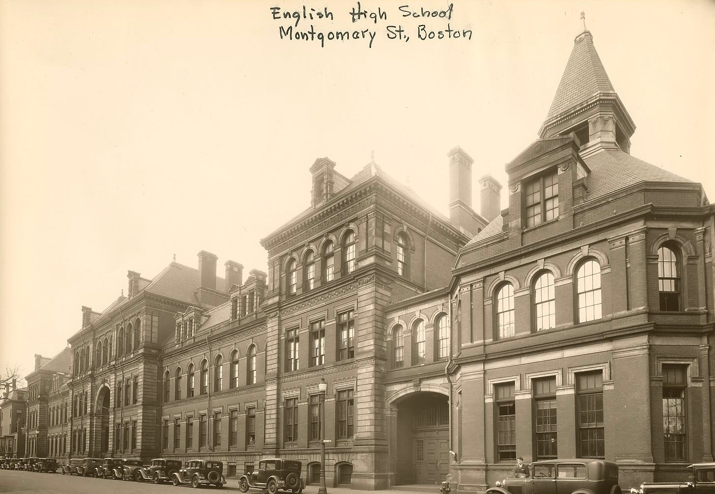 File:English High School   403002054   City Of Boston Archives