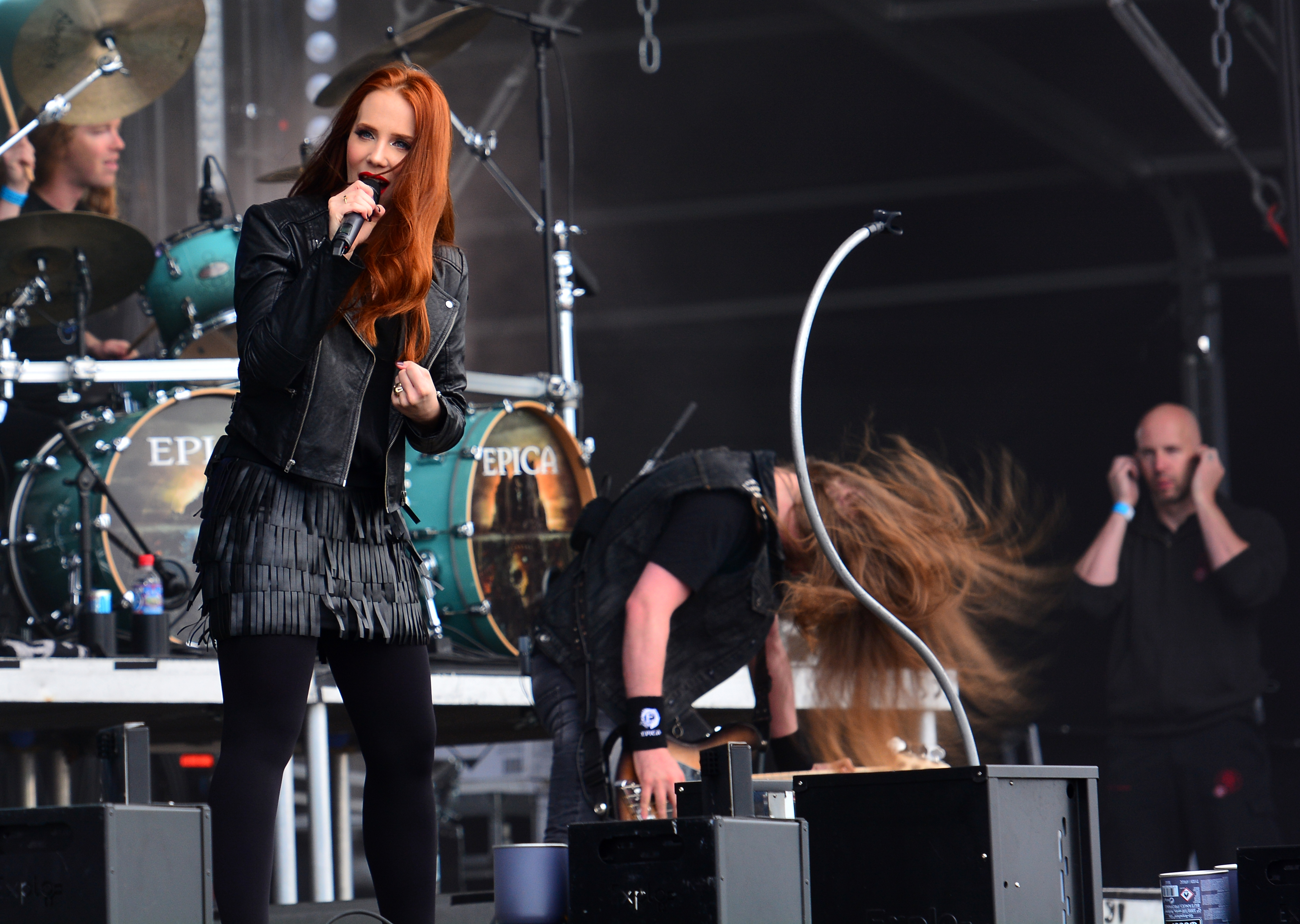 Picture of a band or musician: Simone Simons