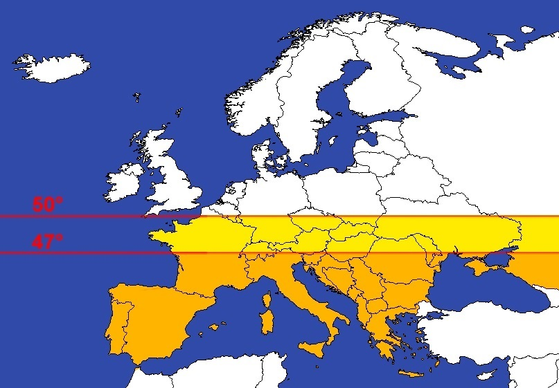 europe du sud