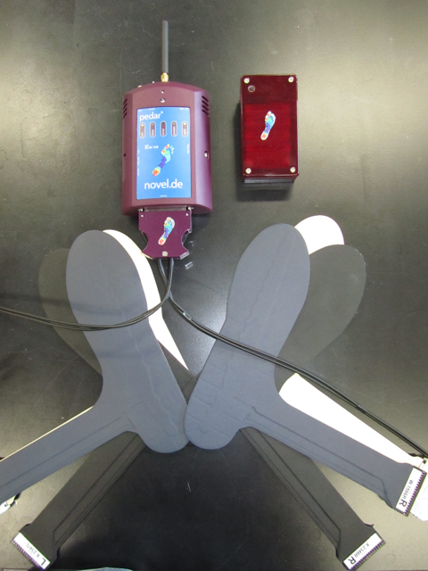 Novel Pressure Mapping Insoles