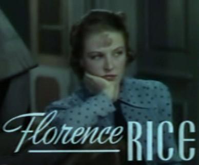 Florence Rice