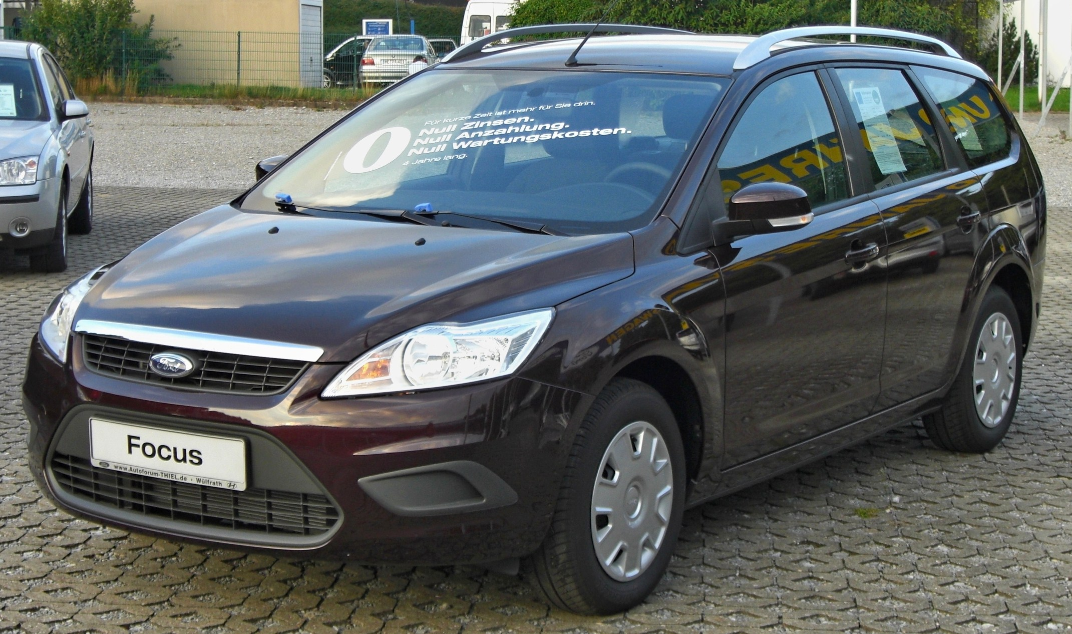 ford focus turnier 1