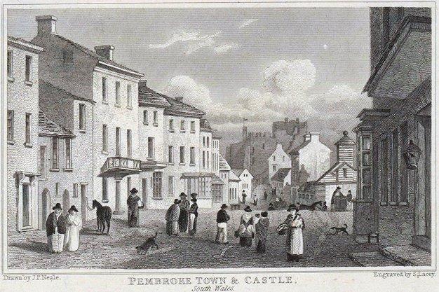 Fort Barrack's, Pembroke Dock