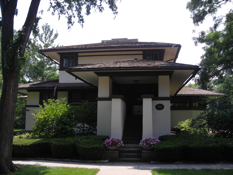 File Frank B Henderson House Elmhurst Illinois 01 Jpg