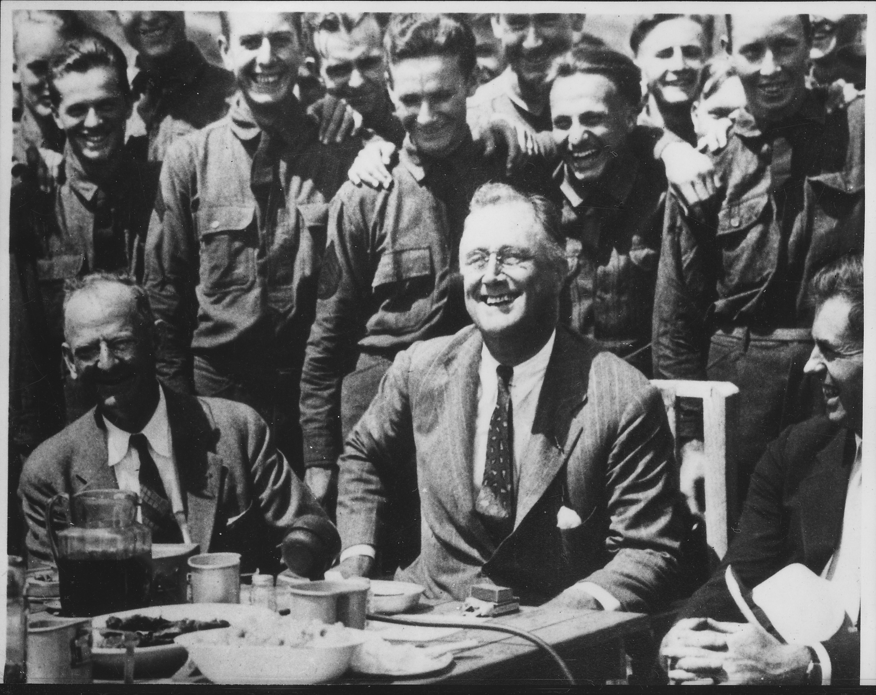 the administration of franklin d roosevelt Elected in 1933, franklin d roosevelt was a reassuring presence for many  in  april, he created the works progress administration (wpa) to provide jobs for.