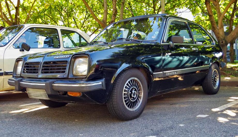 Photographs Chevrolet Chevette 14 Coupe - sa2.1-themes