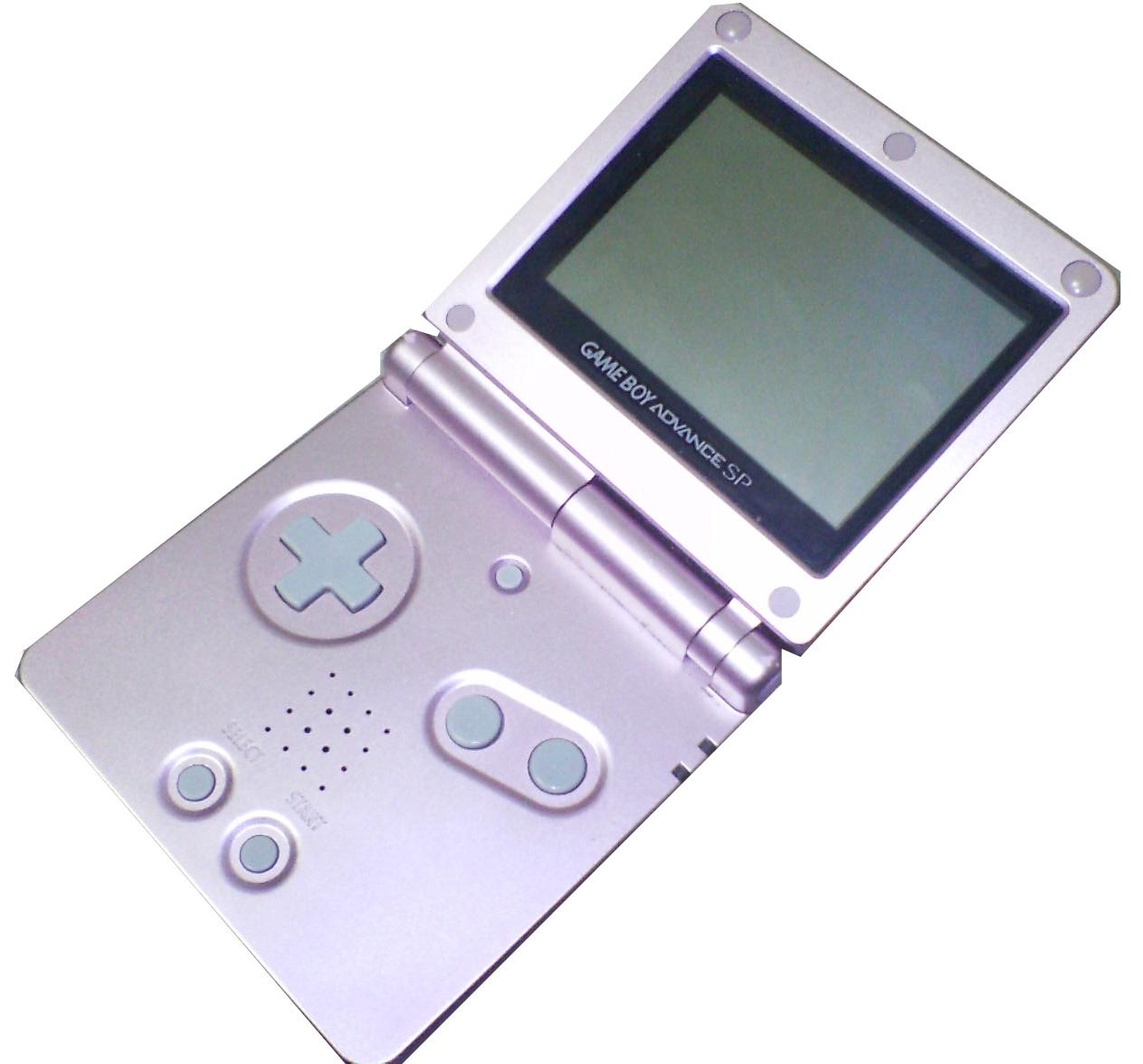 Game Boy Advance Sp : Historia de las consolas nintendo taringa