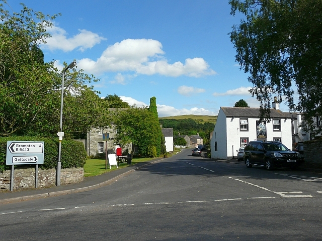 Geltsdale Road, Castle Carrock - geograph.org.uk - 1437901