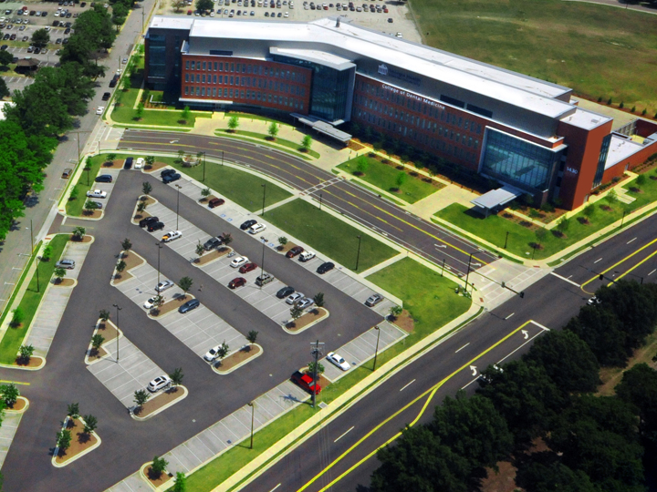Georgia Regents University Hospital Emergency Room