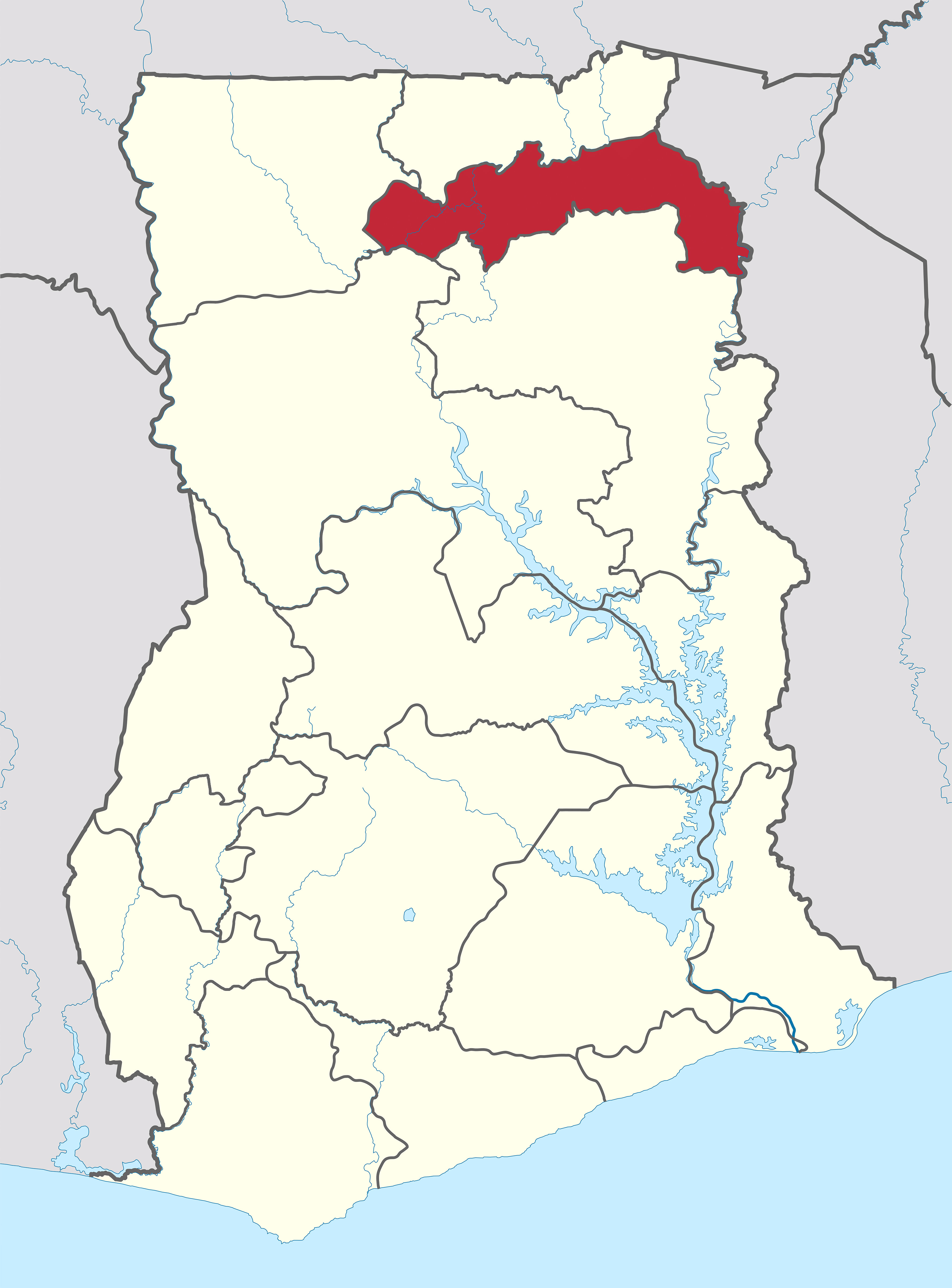 Picture of: North East Region Ghana Wikipedia