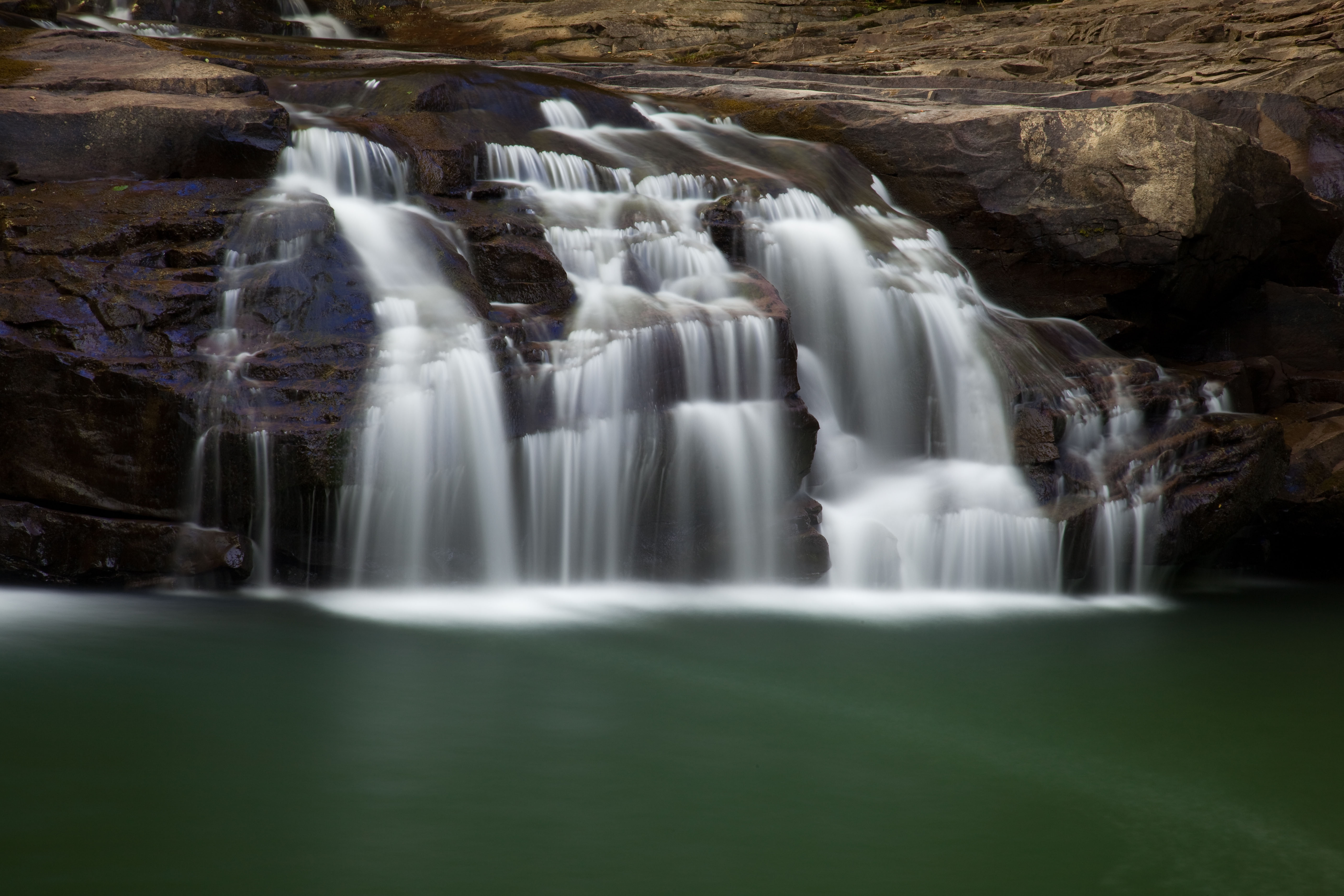 Glade Spring (VA) United States  city photos : Glade creek spring waterfalls West Virginia ForestWander