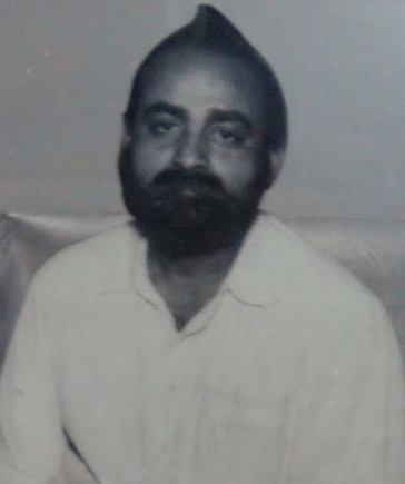 Gopal Patha in his youth.