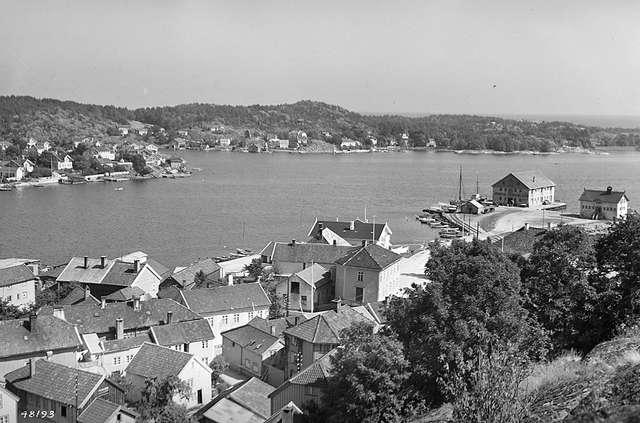 Grimstad 1940 2