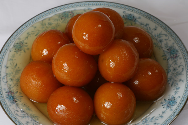 Gulab jamun hd photo 6