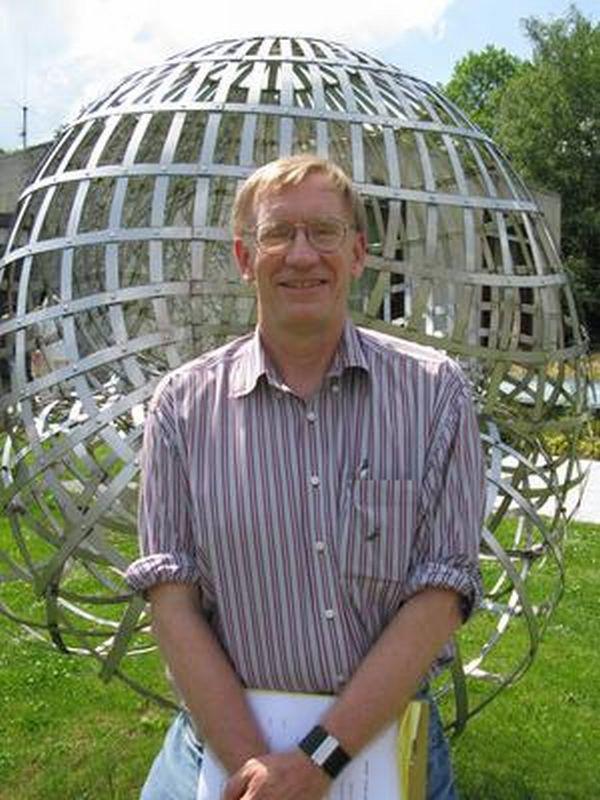 Picture of Professor Carlsson