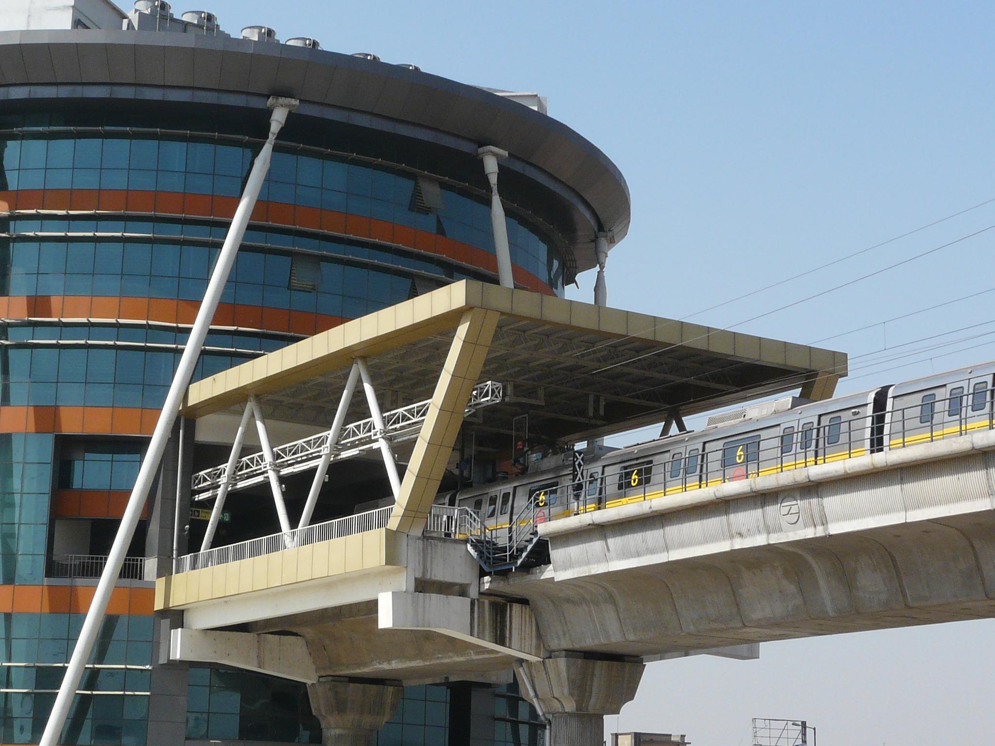 File:HUDA City Center (Delhi Metro).jpg - Wikimedia Commons