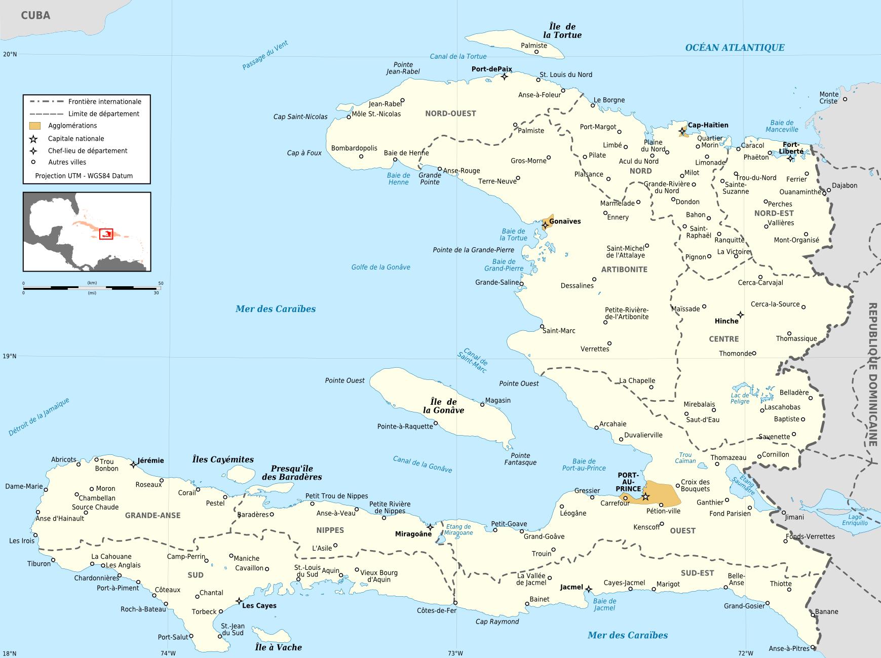fichierhaiti administrative mapfrpng � wikip233dia